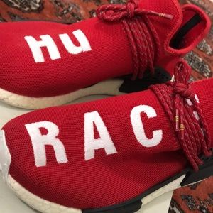 Human Race Authentic Pharrell Williams red/white